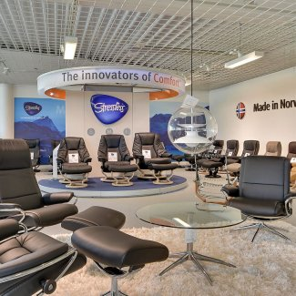 Fotos fra forretningen
