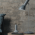 Oblique bordlampe
