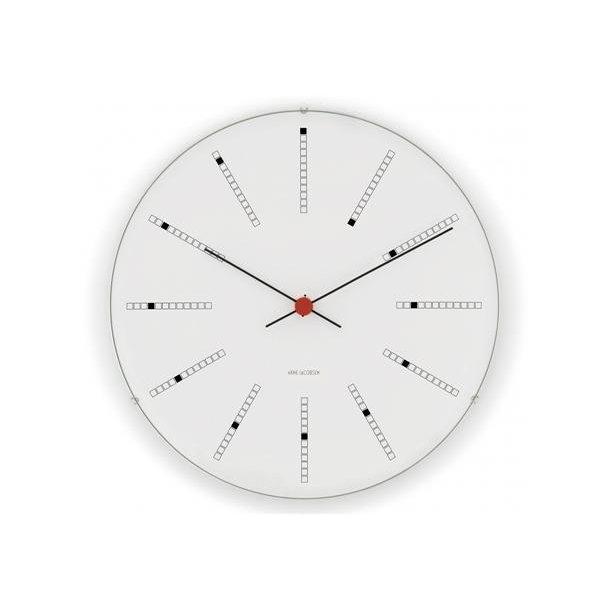 Arne Jacobsen Bankers Clock 480