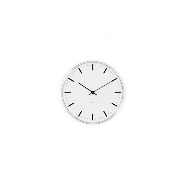 Arne Jacobsen City Hall Clock 210