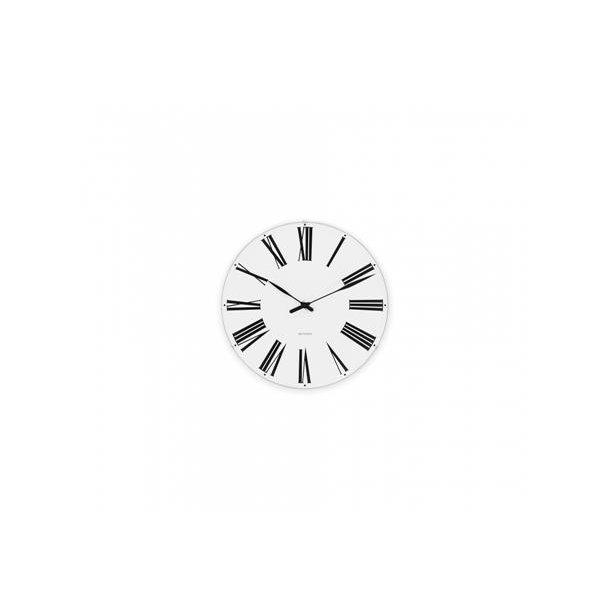 Arne Jacobsen Roman Clock 160
