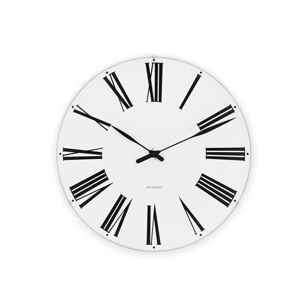 Arne Jacobsen Roman Clock 480