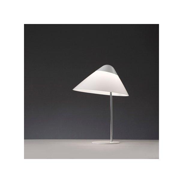Vellidte Hans J. Wegner Opala B002 bordlampe hvid CR-15
