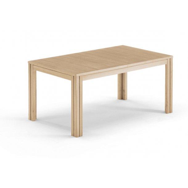 Skovby SM24 spisebord eg/sæbe 100x200 cm + 3 tillægsplader